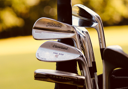 Golf Clubs Stay and Play package