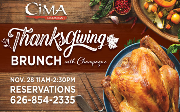 Thanksgiving Buffet Promotion